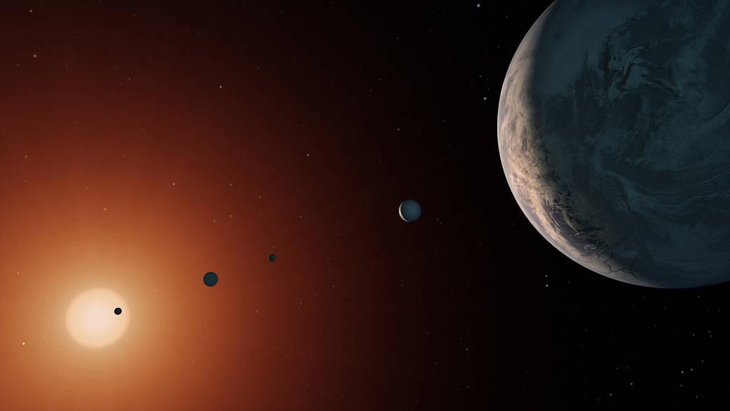 Как узнать, есть ли кислород на экзопланетах?