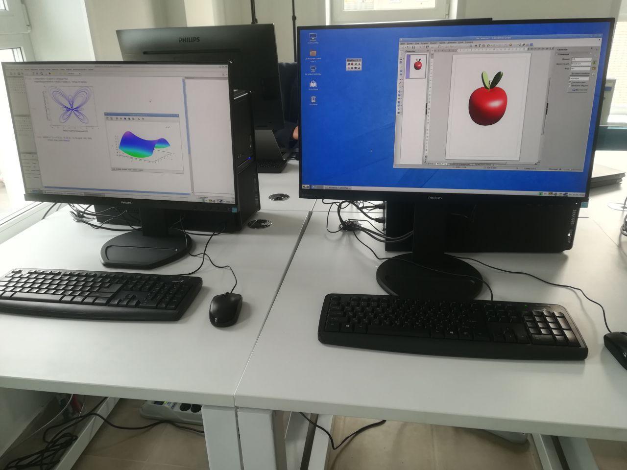 Около 60 тысяч компьютеров в школах и вузах страны работает на российской операционной системе «Альт»