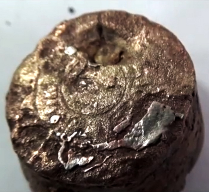 В Азаке чеканили редкие генуэзско-татарские монеты