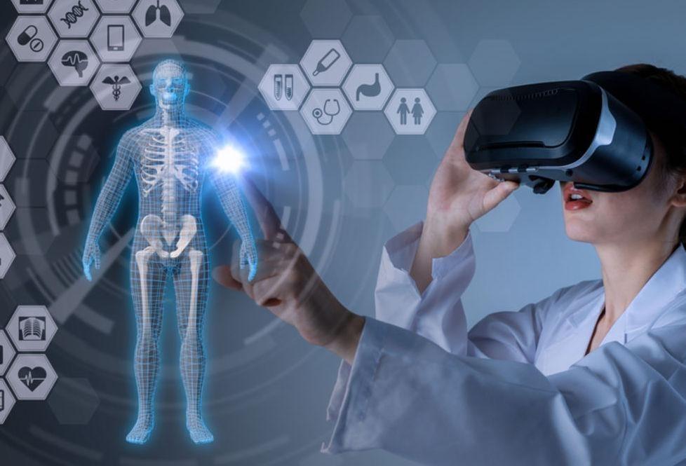 Подойти к здоровью с искусственным умом