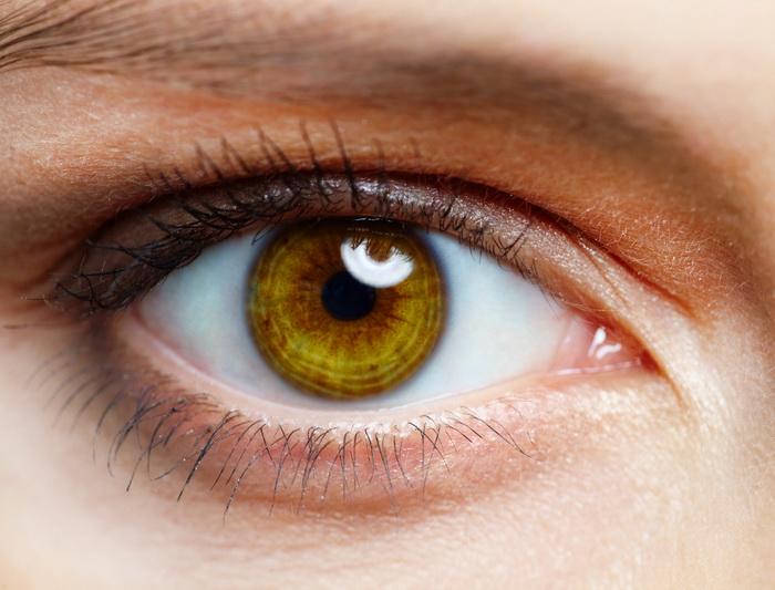 Псевдолимфатическая система выводит мусор из глаз