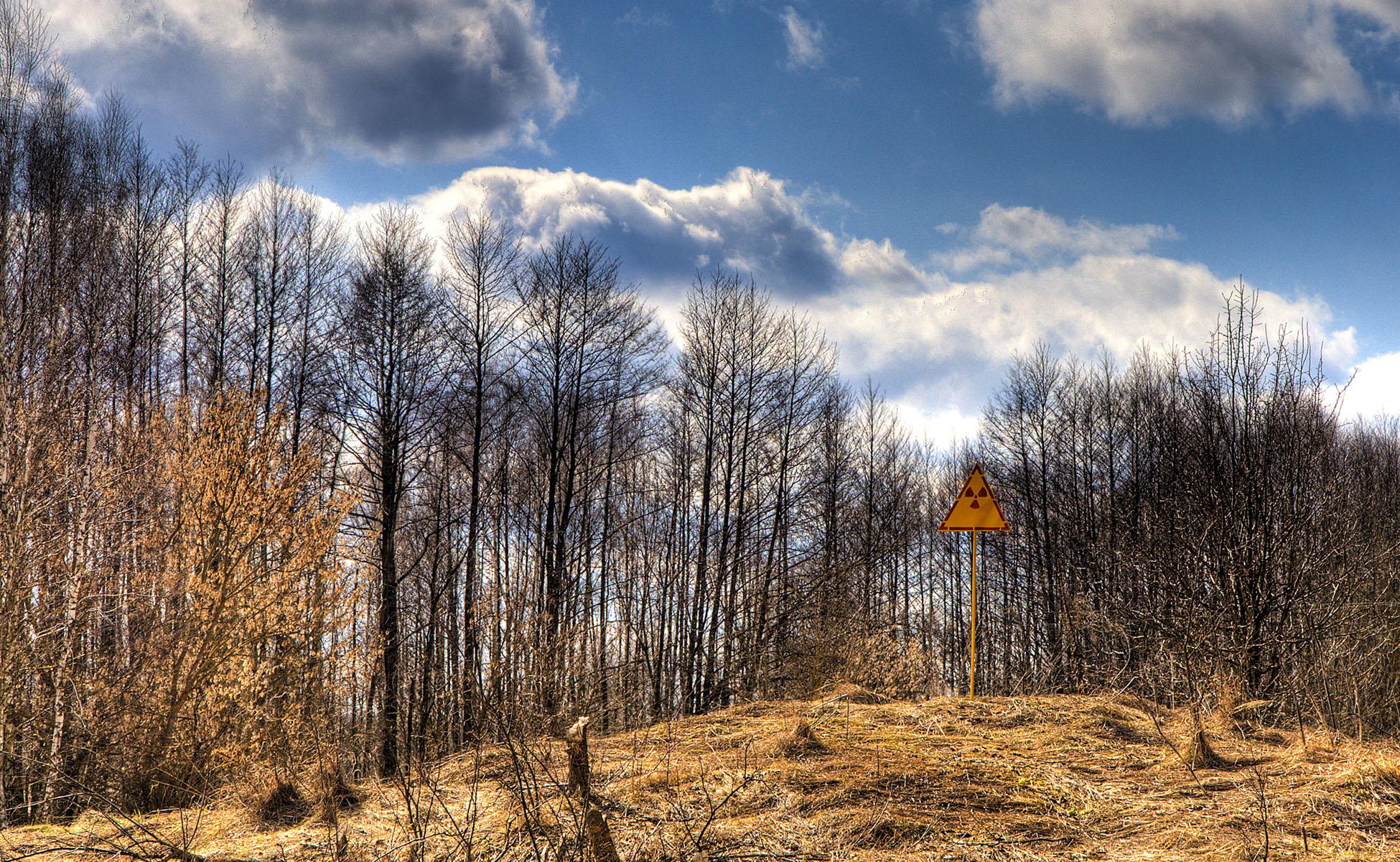Тлеющий Чернобыль