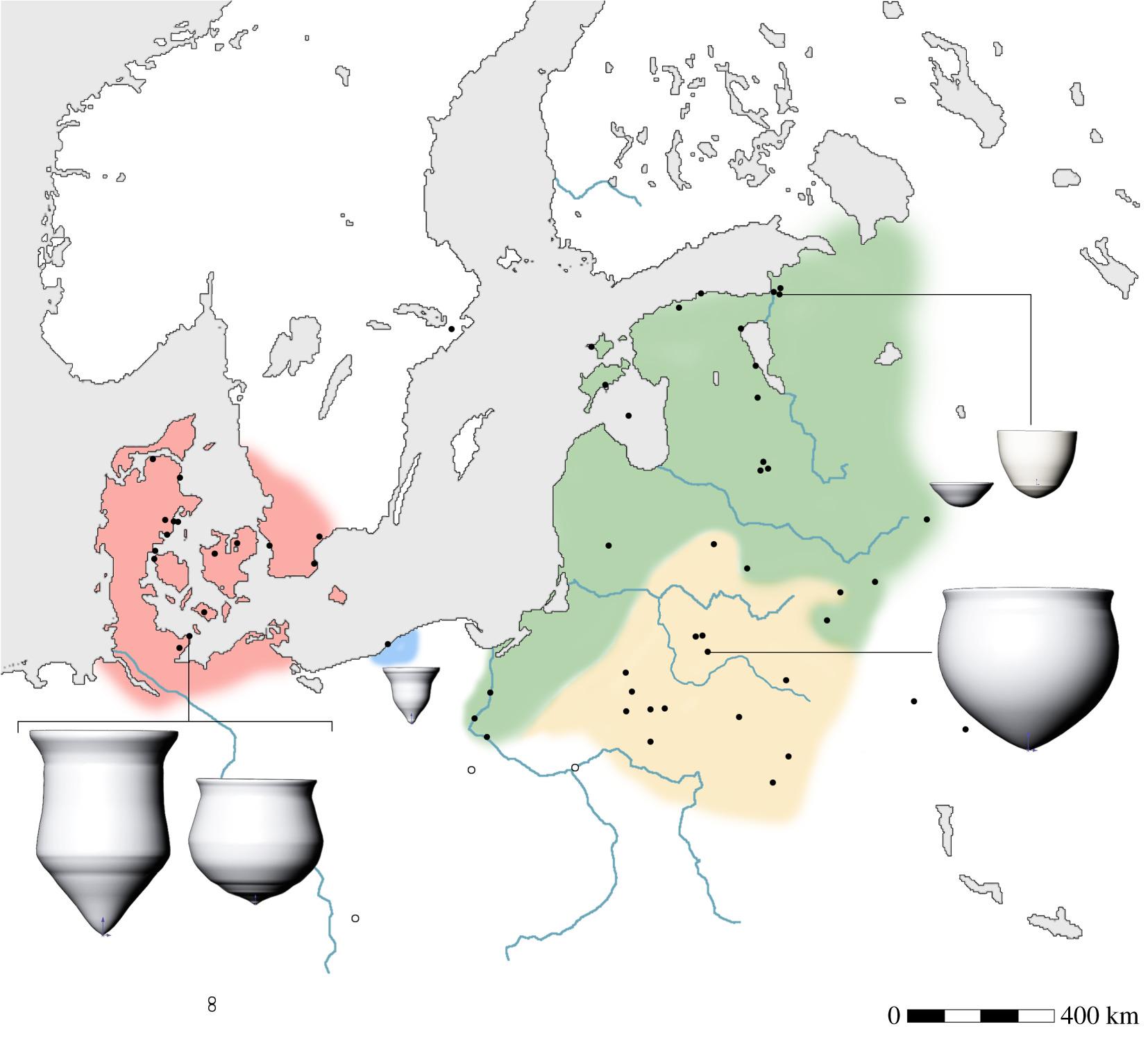 Прибалтийская «кухня» зависела от традиций уже в неолите