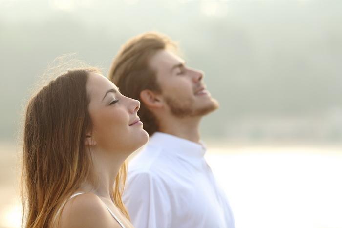 Женщинам дышится тяжелее, чем мужчинам