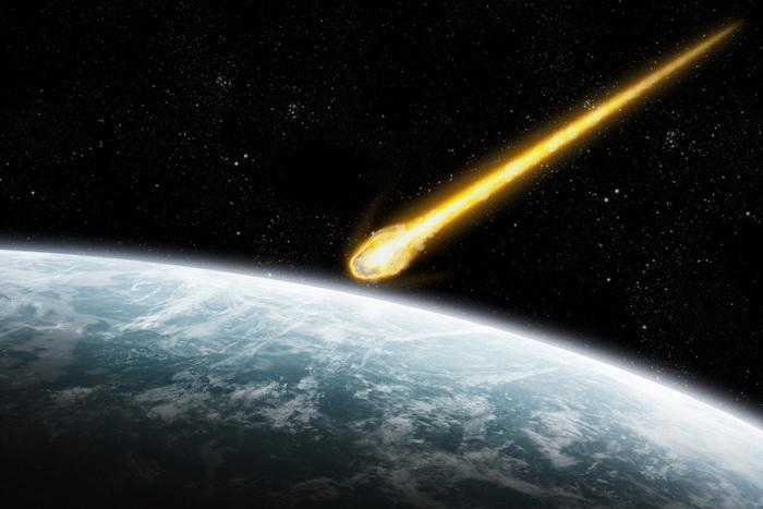 Динозавры вымерли из-за астероида