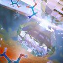 «Волшебный» химический реактор в алмазной наковальне