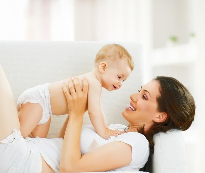 Боль боится материнских рук