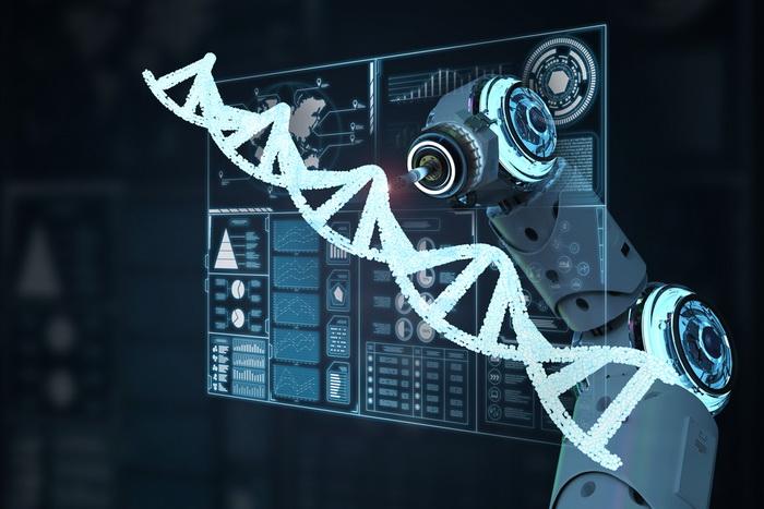 Искусственный интеллект ищет «левую» ДНК