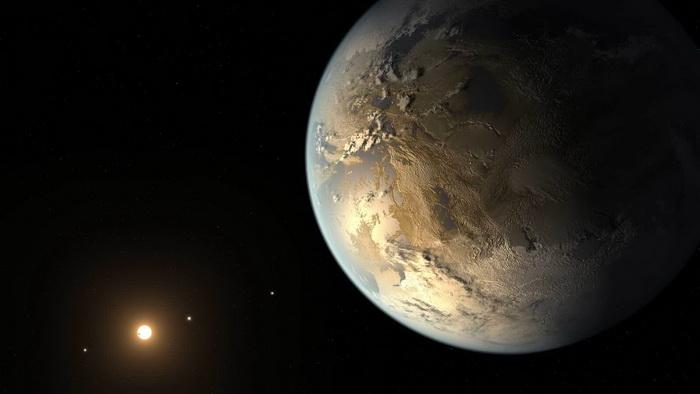 Метан поможет искать жизнь на экзопланетах