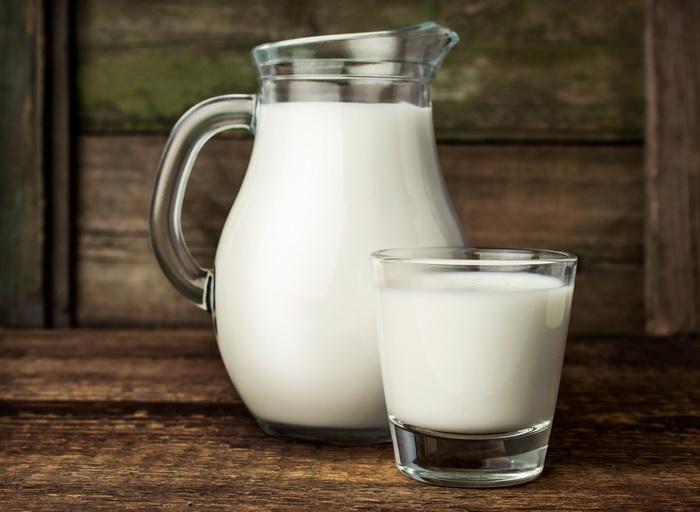 Коровье молоко защищает младенцев от аллергии
