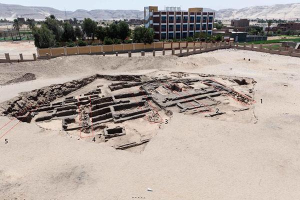 В Египте открыли пивоваренный «завод» возрастом пять тысяч лет