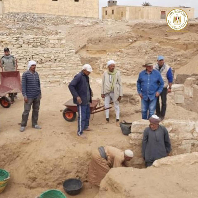Египетские археологи переписывают историю древнего некрополя в Саккаре