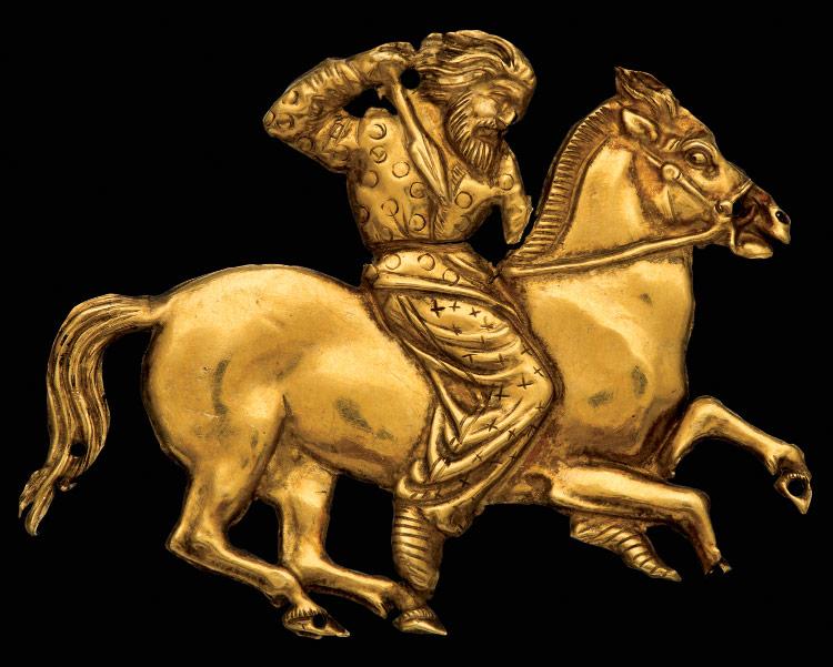 Каких лошадей разводили скифы?