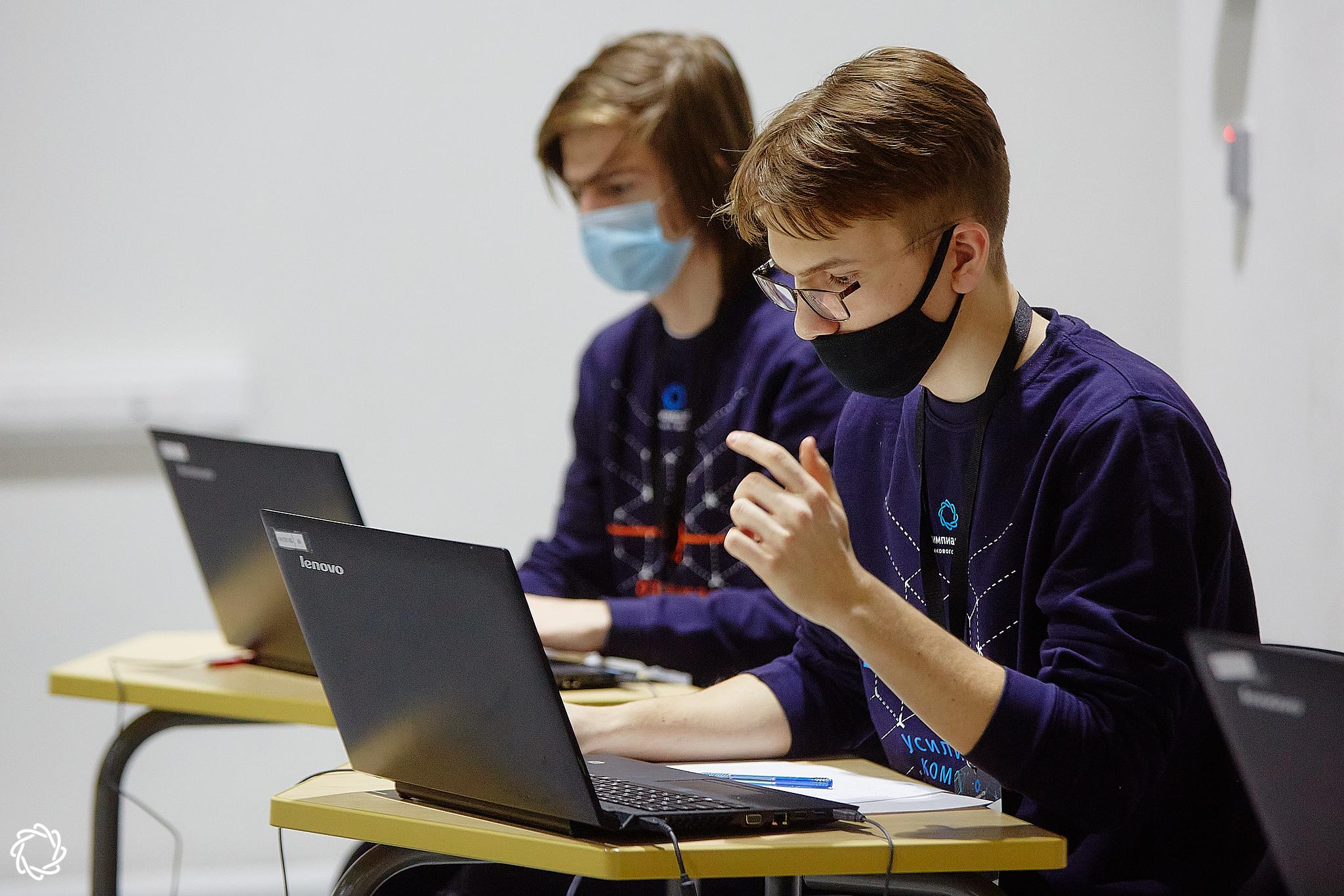 Финалисты Олимпиады Кружкового движения НТИ научились защищать веб-приложения от кибератак