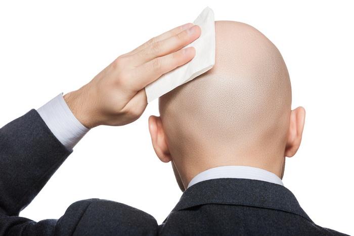 Волосы боятся стресса